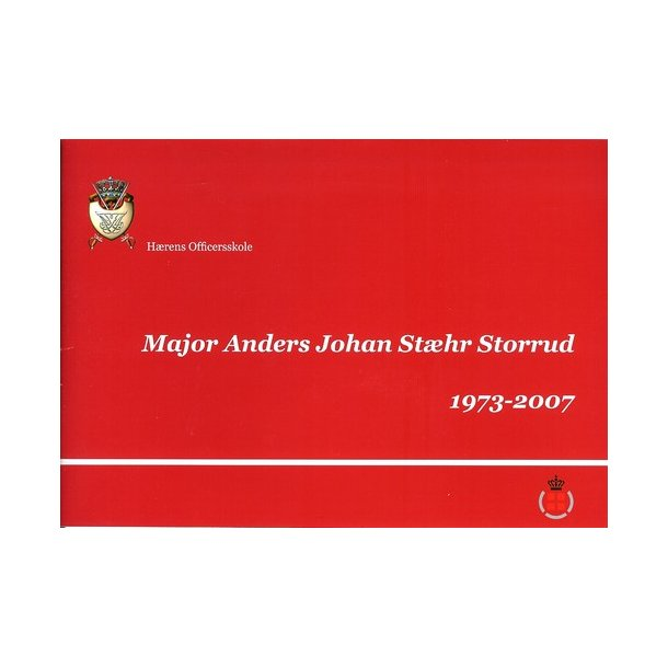 Major Anders Johan Stæhr Storrud 1973-2007