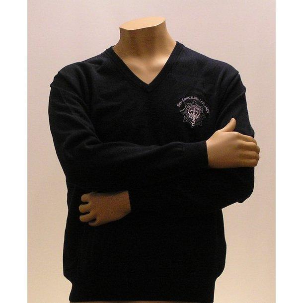 Sweater, mørkeblå, LG