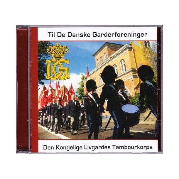 Til De Danske Garderforeninger