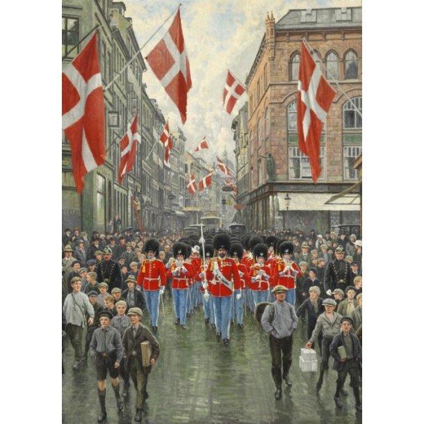 Vagtparaden i Østergade